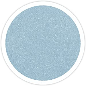 Sandsational Ice Blue Unity Sand~1.5 lbs (22oz), Baby Blue Colored Sand for Weddings, Vase Filler, Home Décor, Craft Sand