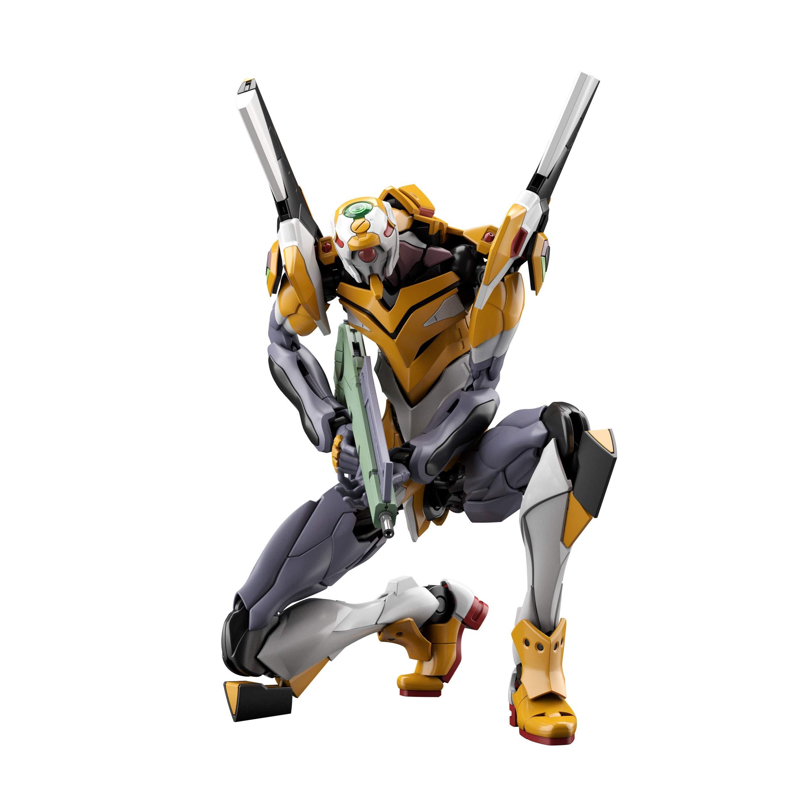 『RG 汎用ヒト型決戦兵器 人造人間エヴァンゲリオン試作零号機』が6月に発売!【プラモデル】