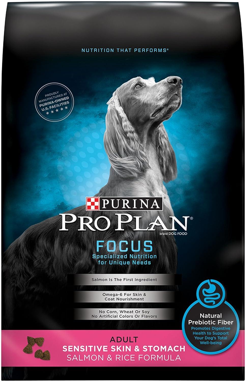 Purina Pro Plan Focus Sensitive Skin & Stomach Salmon