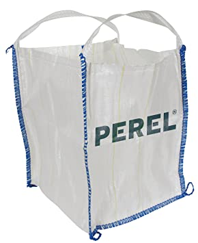 Perel SDB300 300 L - Bolsa para residuos en polipropileno ...