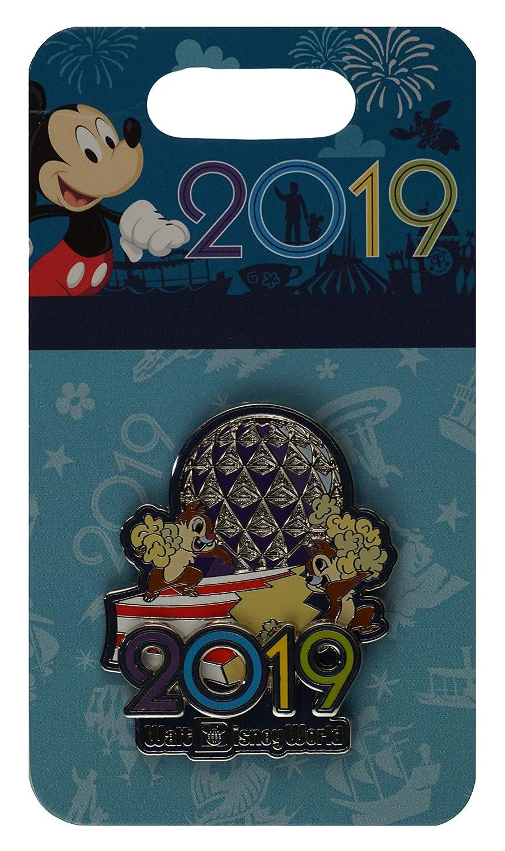 Disney Pin - 2019 - WDW - Chip 'n Dale