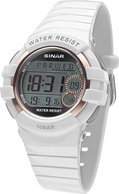 SINAR XA-20-0 - Reloj Unisex, Correa de Resina