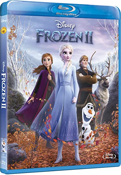 Frozen 2 [Blu-ray]: Amazon.es: Personajes animados, Personajes ...