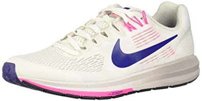outlet store 3ab7e b60a3 Nike W Air Zoom Structure 21, Chaussures de Running Femme