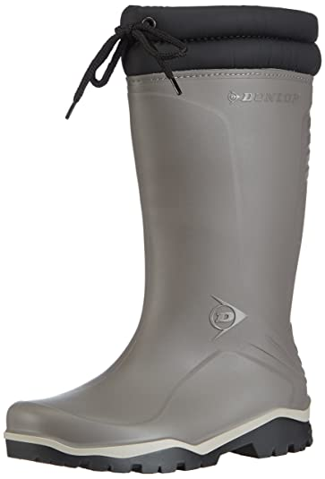 Unisex Adults K454061 GEV.LRS Blizz Lined Rubber Boots Half Shaft Boots & Bootees Dunlop