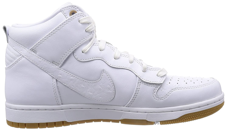 pick up b3d0c 012cf Amazon.com  NIKE Dunk CMFT PRM QS Mens hi top Trainers 716714 Sneakers  Shoes  Fashion Sneakers