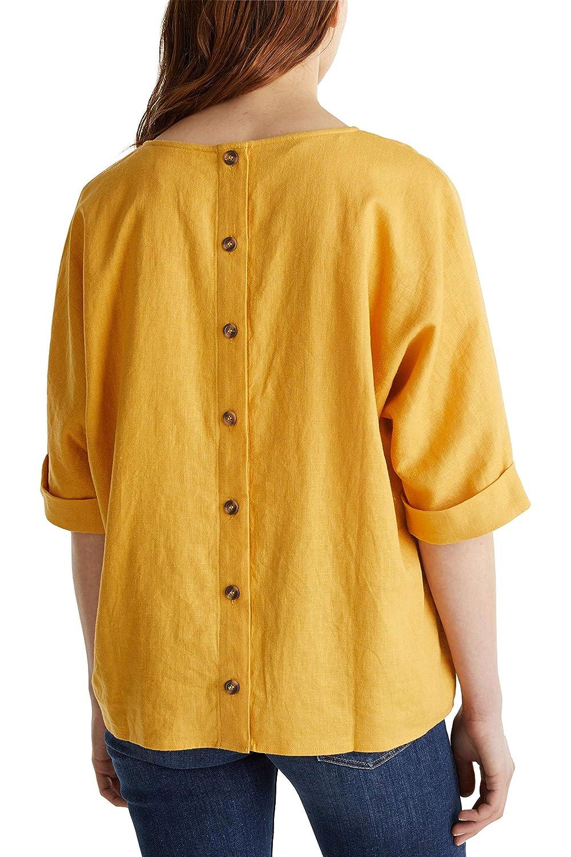 ESPRIT dam blus 710/Honey Yellow