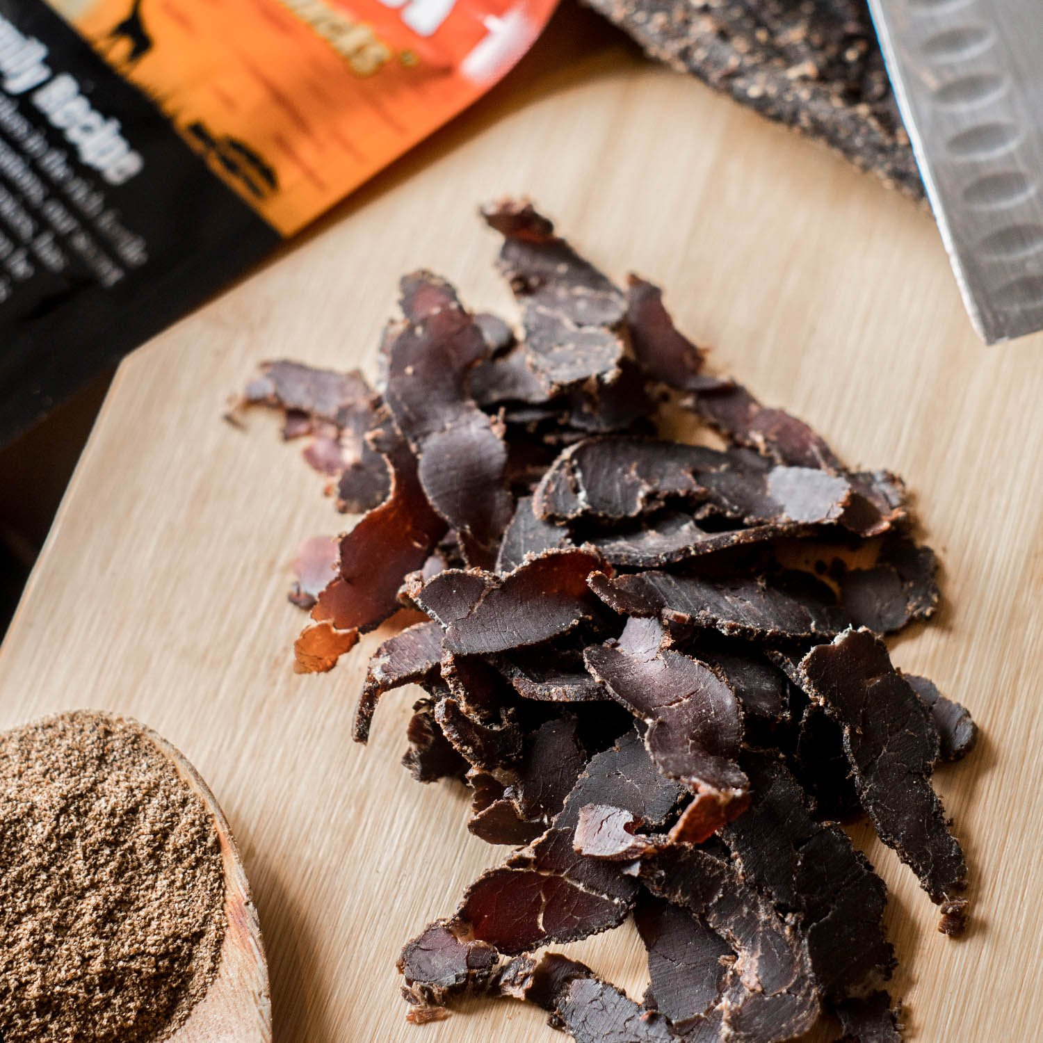 Biltong con rebanado – 15.98 oz. Producto original.: Amazon ...