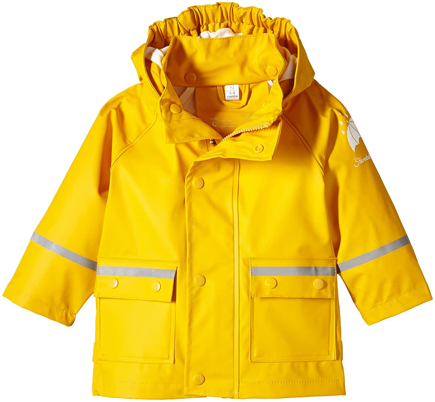 Sterntaler Baby Boys Regenjacke Ungefüttert Long Sleeve Raincoat Sterntaler GmbH (Apparel NEW) 5651405