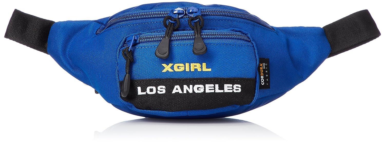 [エックスガール] HIP BAG BI COLOR HIP BAG 05181023 B079WVBG3M  ブルー