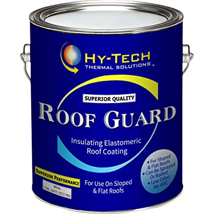 ROOF GUARD - Insulating Roof Coating 1 gallon - - Amazon com