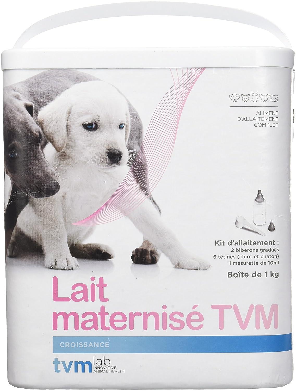 Lait maternisé chaton chiot TVM 1 kilo