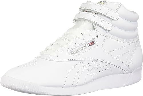 Doctrina Primitivo Moviente  Reebok Classic Women's Freestyle Hi Sneakers: Reebok: Amazon.ca: Shoes &  Handbags