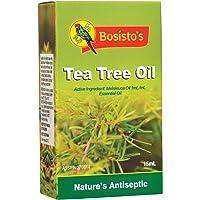 Bosisto's Tea Tree Oil 15mL | Essential Oils, Natural Melaleuca Oil, Natural Tea Tree Oil, Natural Antiseptic…