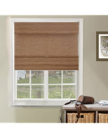 Shop Amazon Com Window Roman Shades