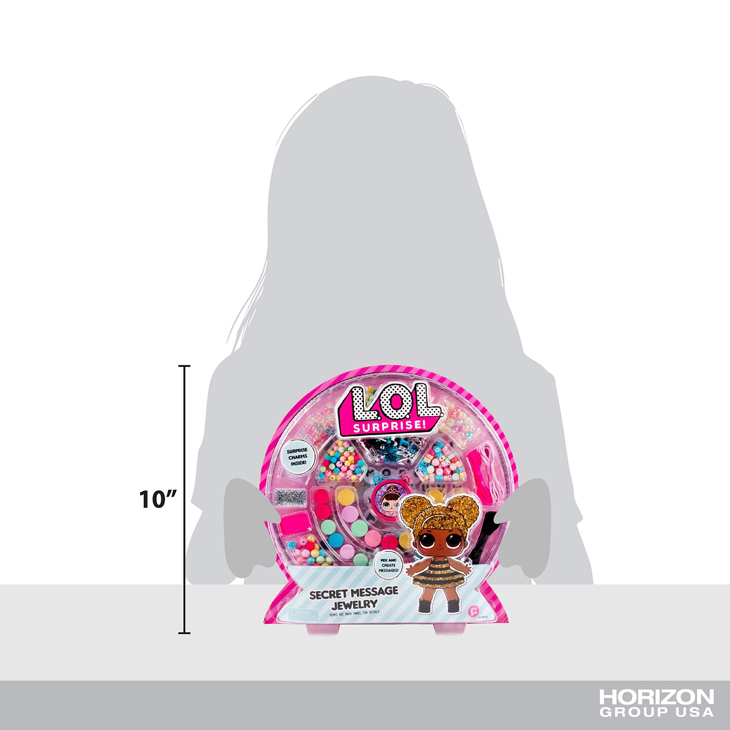 L.O.L. Surprise Secret Message Jewelry by Horizon Group USA by L.O.L. Surprise! (Image #5)