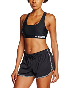 d9c1d21bfe Under Armour Women s Crossback Sports Bra  Under Armour  Amazon.co ...