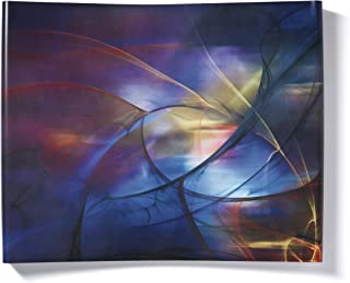 product image for 3D Metal Wall Art - Bejeweled Panoramic Abstract Wall Art - Handmade in the USA for Use Indoors or Outdoors