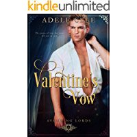 Valentine's Vow (Avenging Lords Book 3)
