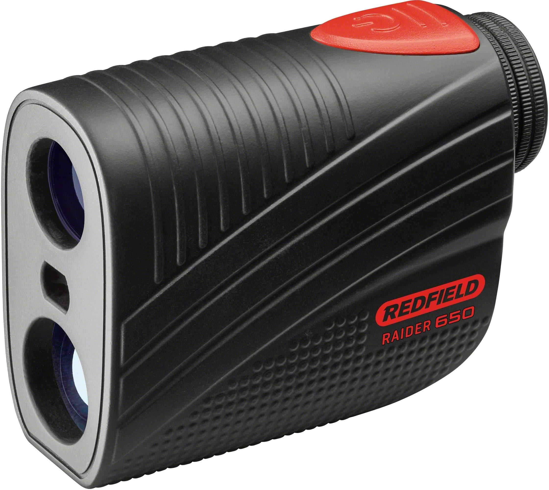 REDFIELD Raider 650 Los Laser Range Finder,Black by REDFIELD