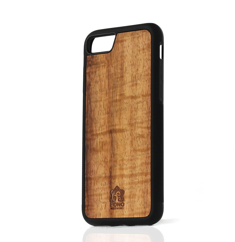 the best attitude c0ae2 c407a Genuine Hawaiian Koa Wood Cell Phone Case for iPhone 7 [SlimLine]
