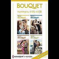 Bouquet e-bundel nummers 4125 - 4128