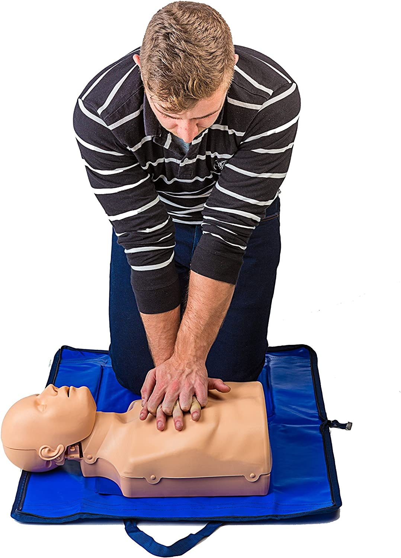 Medx5 Upgrade 2020 2in1 Traningsset Reanimationspuppe Halbautomatischer Trainingsdefibrillator Mit Hlw Und Herzdruckmassage Anweisungen Übungsdefibrillator Pad 500p Defibrillator Für Trainer Ausbilder Schulen Drogerie Körperpflege