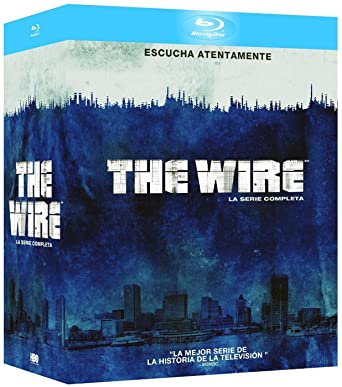 Pack The Wire Temporada 1-5 Blu-Ray [Blu-ray]: Amazon.es: Dominic ...