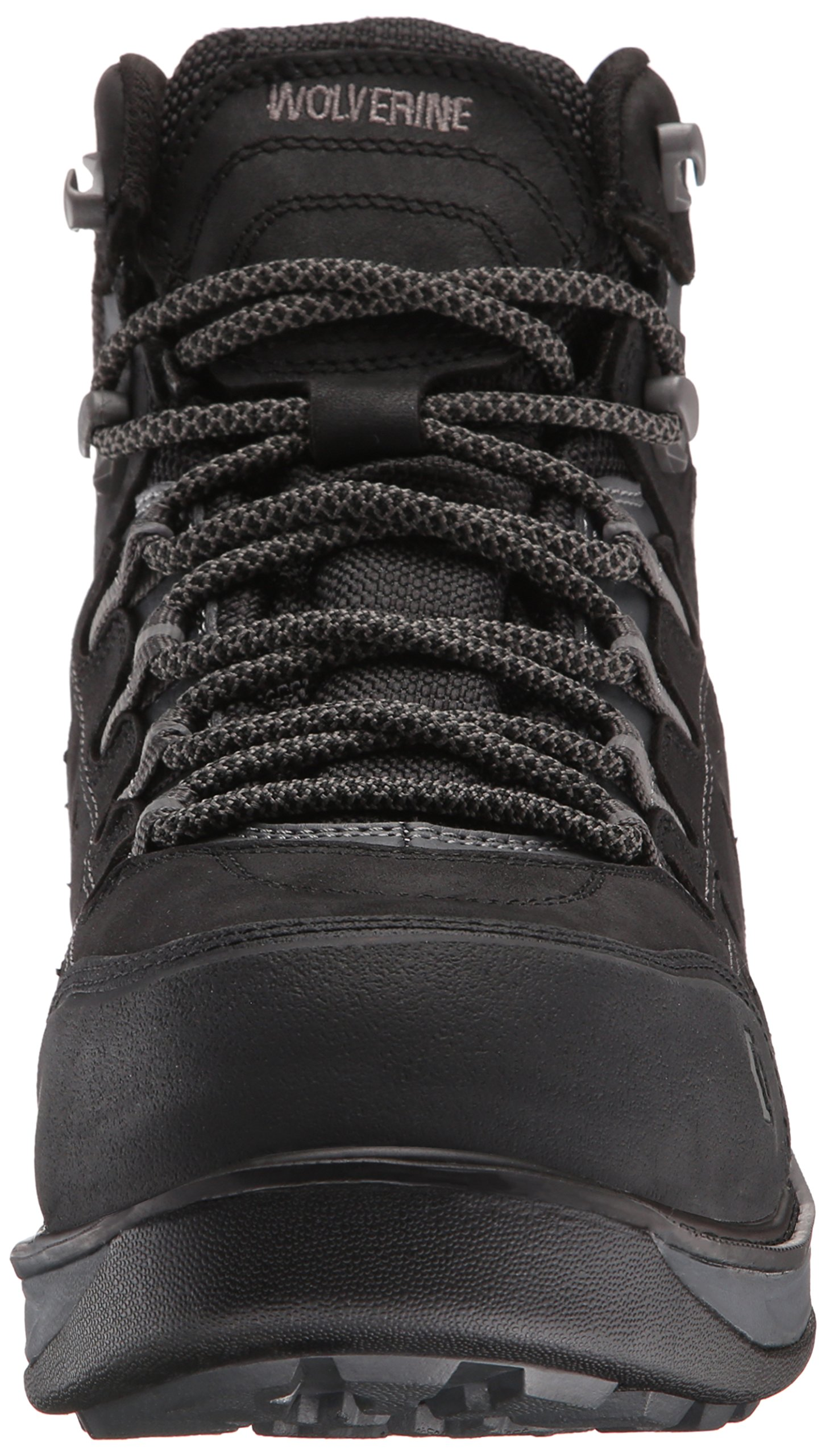 Wolverine Men's Edge LX Nano Toe Work Boot, Black/Grey, 11.5 M US by Wolverine (Image #4)