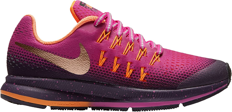 Nike 859624-600, Zapatillas de Trail Running para Niñas, Rosa (Fire Pink/Mtlc Red Bronze-Purple Dynasty), 37.5 EU: Amazon.es: Zapatos y complementos
