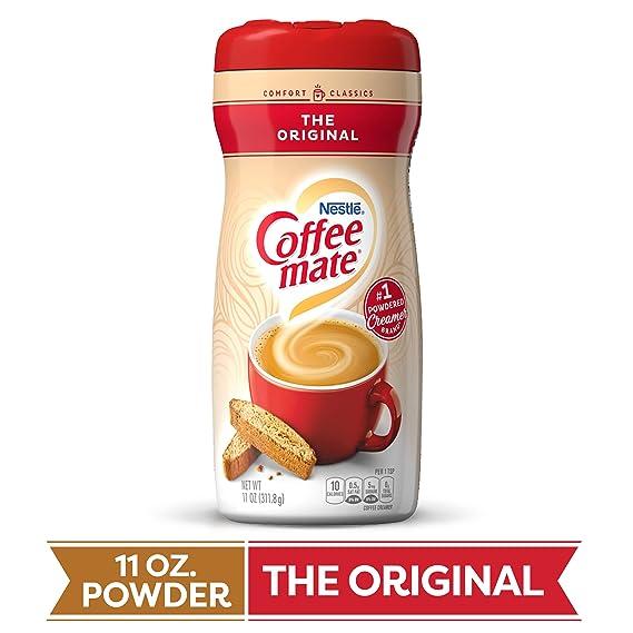 Nestle Coffee Mate Coffee Creamer Original Pack Of 1 11 Ounce