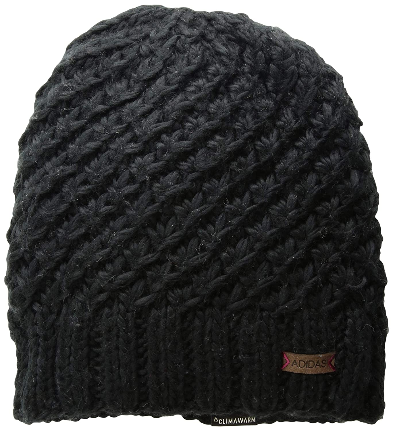 ee6c9df3ae414 Amazon.com  adidas Women s Whittier Beanie