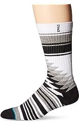 Stance Men's Larieto Classic Crew Socks