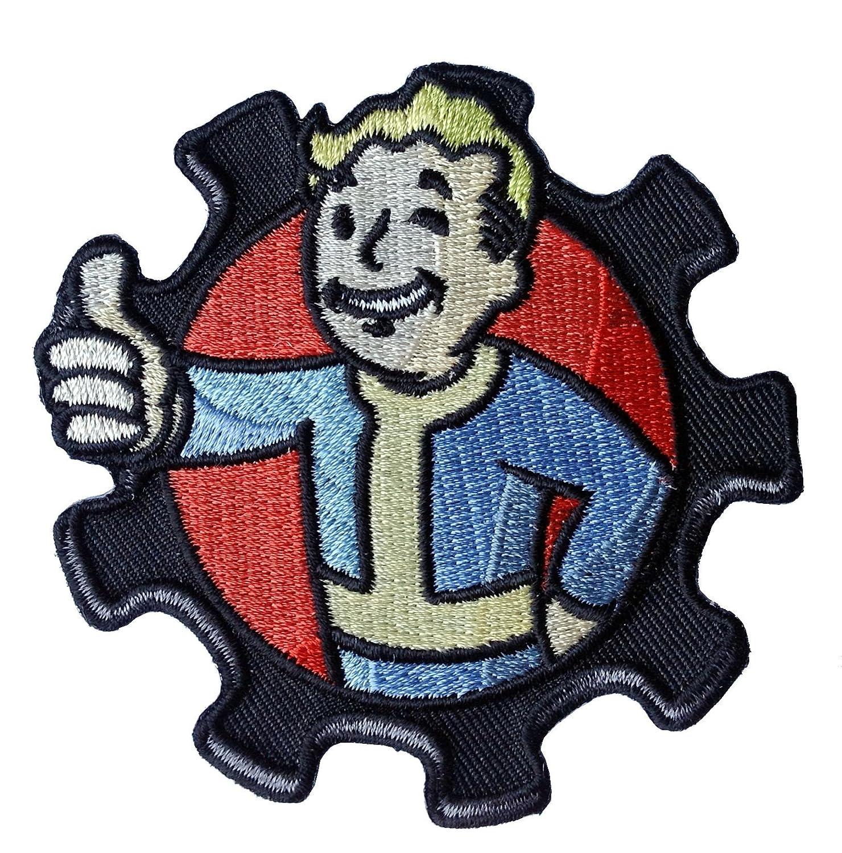 Pip Boy Fallout Morale 7, 62 cm (3) Patch toppa militare