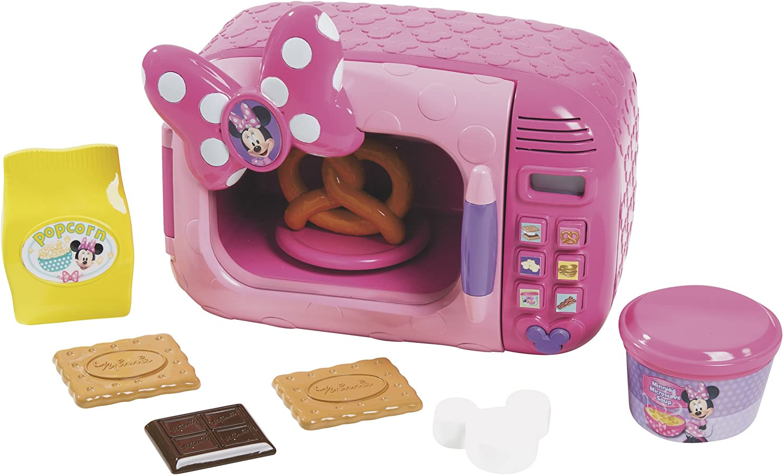 Just Play Minnie Mouse Maravilloso microondas: Amazon.es: Juguetes ...
