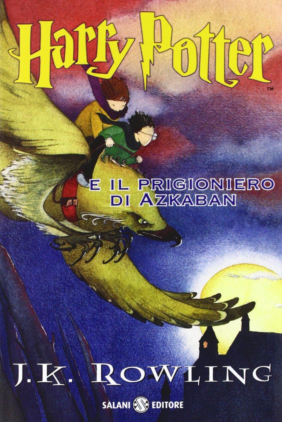 Risultato immagini per harry potter e il prigioniero di azkaban libro