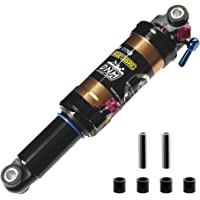 DNM Amortiguador neumático, trasero, con bloqueo, para bicicleta