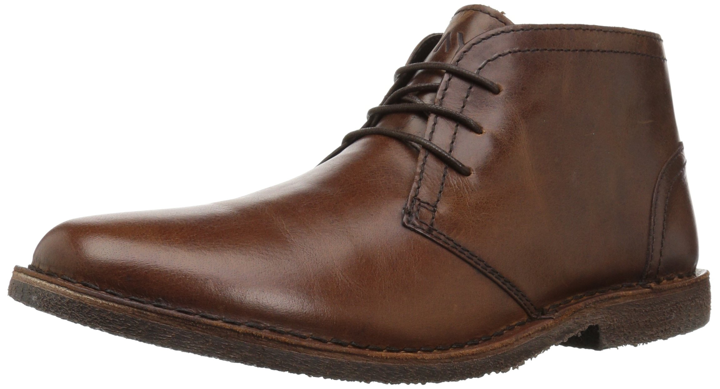 Marc New York by Andrew Marc Marc New York Men's Walden Chukka Boot, Brown/Tr Brown, 9.5 D US
