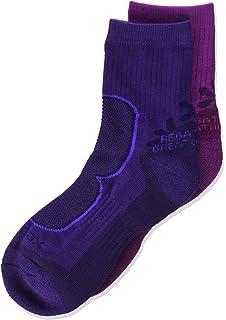 c700ada9df6bf Regatta Great Outdoors Womens/Ladies Active Lifestyle Walking Socks (2 Pack)
