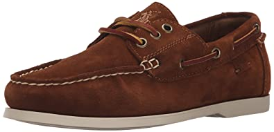 Polo Ralph Lauren Mens Bienne II Shoe       New Snuff