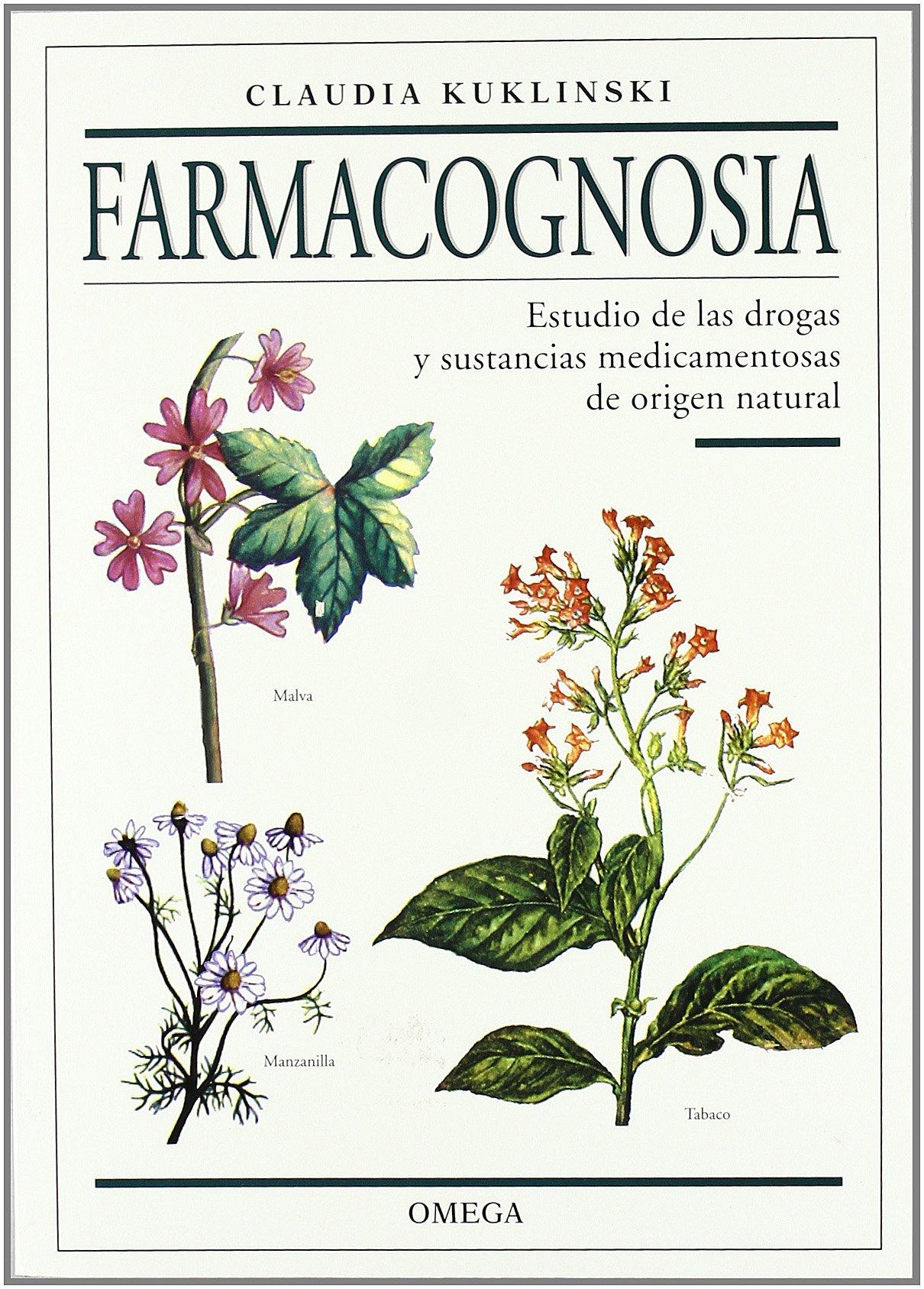 Farmacognosia (Spanish Edition) ebook