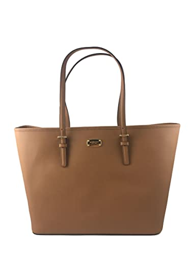 893def567ee2 Amazon.com: Michael Kors Jet Set Travel Acorn Large Carryall Tote  (35T6GTVT3L): Shoes