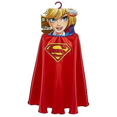 DC Super Hero Girls Supergirl Cape Costume: Toys & Games
