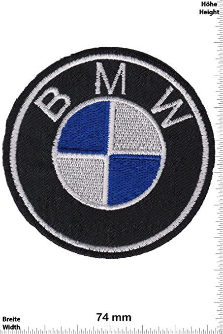 Parches - BMW - Logo - round - Cars - Motorsport - Racing Car Team -