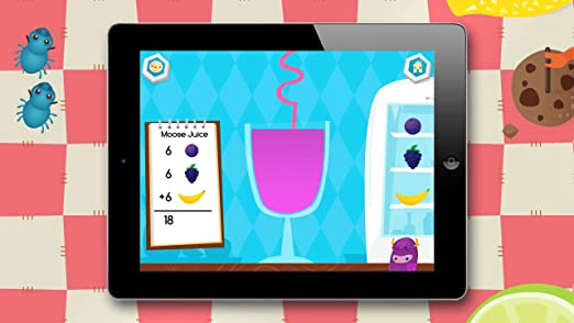 Amazon.com: Moose Math - by Duck Duck Moose: Appstore for Android