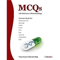 MCQs Life Sciences – Biotechnology