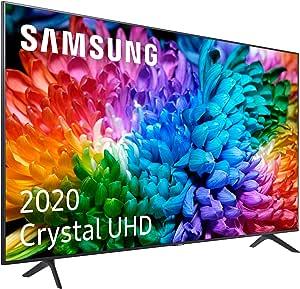 Samsung Crystal UHD 2020 55TU7105- Smart TV de 55