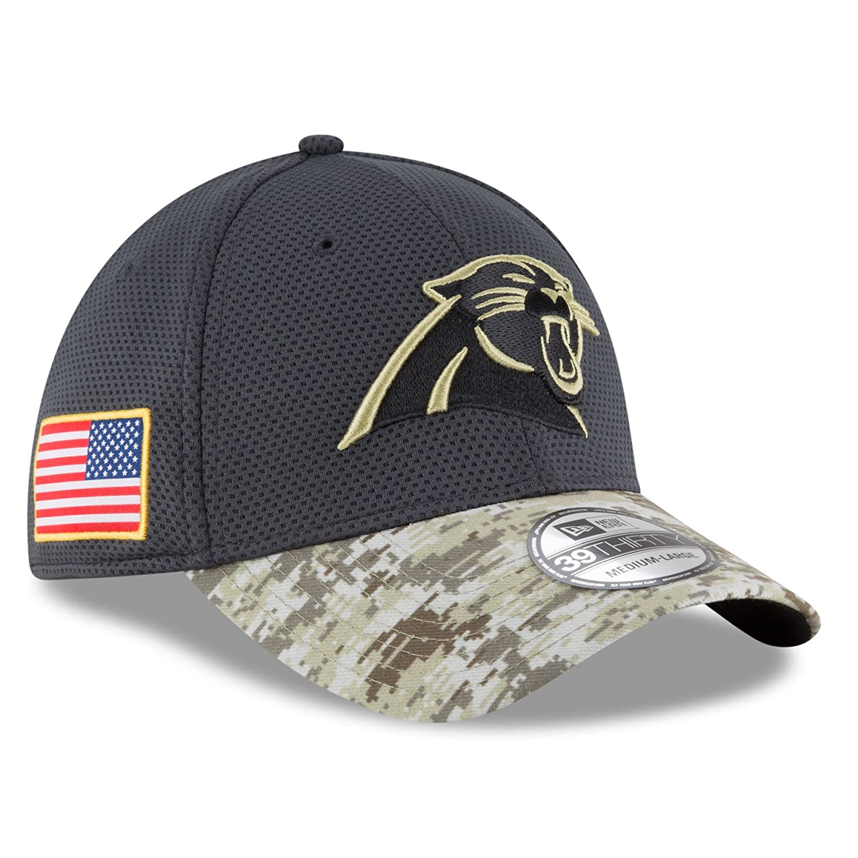 NFL 2016 Salute to Service 39thirty Flexキャップ Small / Medium  B01M047RKA