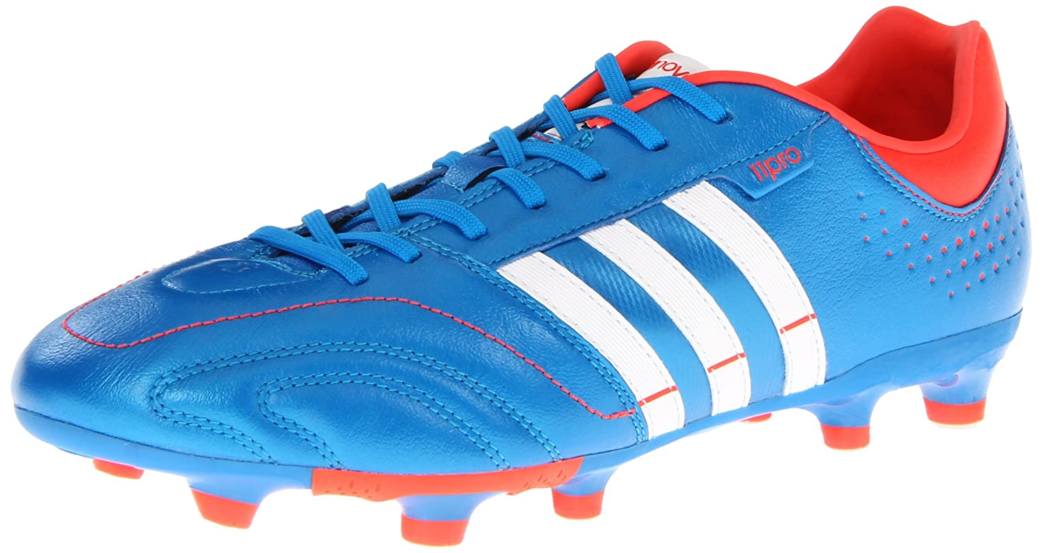 finest selection f0a7d 098d8 Amazon.com  adidas Mens 11Nova TRX FG-M, Bright BlueRunning WhiteInfrared,  11.5 M US  Soccer