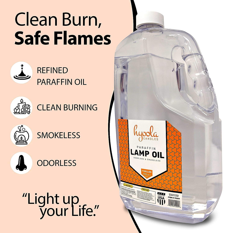 Amazon.com: Hyoola Candles - Aceite para lámpara de parafina ...